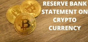 rbi launch very soon own digital currency CRYPTOCURRENCY