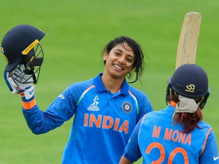 SMRITI MANDHANA No 1 Great Indian women cricketer biography